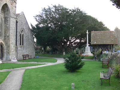 All Saints Church, Freshwater IW