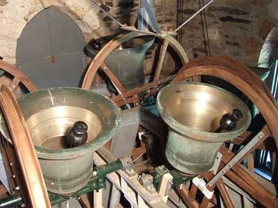 The bells of St. Silin, Llansilin (c) disneyandy