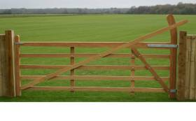 A field-gate